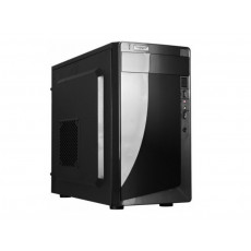 Carcasă HPC D-03, Black (mATX)