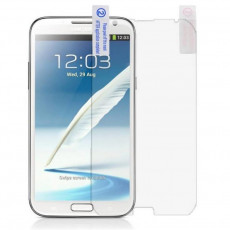 Folie de protecție Samsung Galaxy Note 2, Puro, Transparent