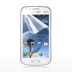 Folie de protecție Samsung Galaxy S Duos S7562 2 pcs, Puro, Transparent