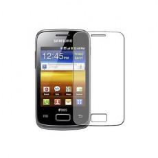 Folie de protecție Samsung Galaxy Y Duos S6102 2 pcs, Puro, Transparent