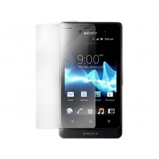 Folie de protecție Sony Xperia go, Puro, Transparent