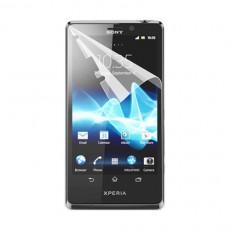 Folie de protecție Sony Xperia T, Puro, Transparent