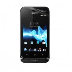 Folie de protecție Sony Xperia Tipo 2 pcs, Puro, Transparent