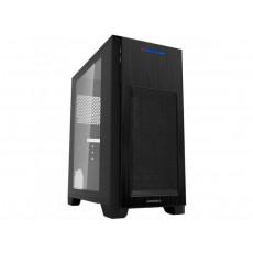 Carcasă Gamemax H603-2U3, Black/Blue (mATX)