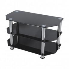 Comoda TV Evelin TV-006 (80 cm), Black