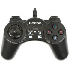 GamePad Omega Tornado PC, Black
