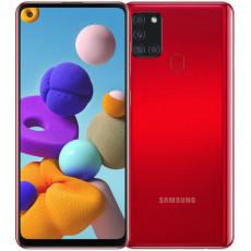 Smartphone Samsung Galaxy A21s (A217) (3 GB/32 GB) Red