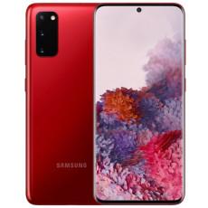 Smartphone SAMSUNG Galaxy S20+ (8 GB/128 GB) Red