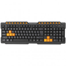 Tastatură Omega OK026RU Black, USB (OK026RU)