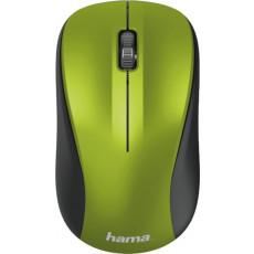 Mouse Hama MW-300 Silent, Lemon yellow, Радио
