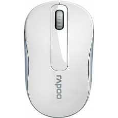 Mouse Rapoo M10, White, Радио
