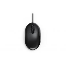 Mouse Hama MC-100, Black, USB