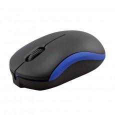 Mouse Omega OM07VBL, Black/Blue, USB