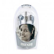 Căști Maxell MXSEB98S, Silver, Мini jack (1 x 3.5) (MXSEB98S)