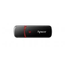 64 GB USB 2.0 Stick USB Apacer AH333, Black (AP64GAH333B-1)