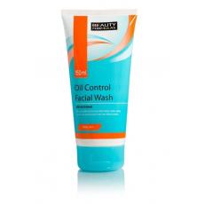 Beauty Formulas Oil Control Facial Wash - Spumă de curățare pentru piele grasă
