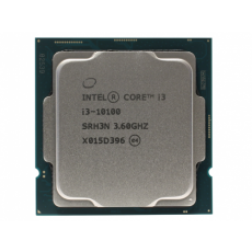 Procesor Intel Core i3 10100 Tray (3.6 GHz-4.3 GHz/6 MB/Intel LGA 1200)