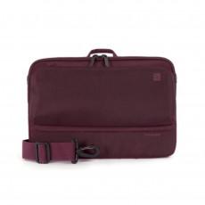 """Geantă pentru laptop 11 """" Tucano Dritta Burgundy, Purple"""