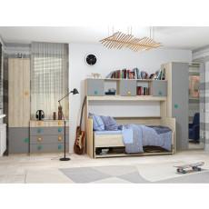 Set mobilă pentru copii Mobi Dominica 1