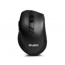 Mouse Sven RX-425W, Black, Радио