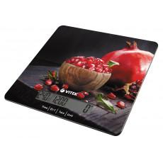 Весы кухонные Vitek VT-8017, Black