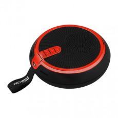 Boxă portabilă Helmet BS119, 3 W, Red
