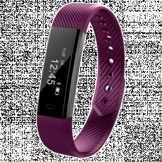 Bratara inteligenta iDO ID115HR, Purple