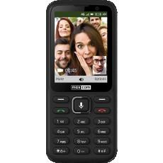 Telefon mobil Maxcom MK241 4G (4 GB/512 MB), Black