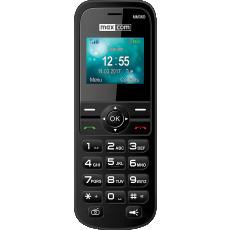 Telefon mobil Maxcom MM36D, Black