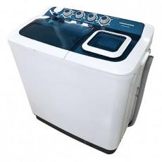 Maşină de spalat Heinner HSWM-AD84BL, White/Blue, 8 Kg