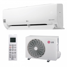 Aparat de aer condiționat LG B09TS, White