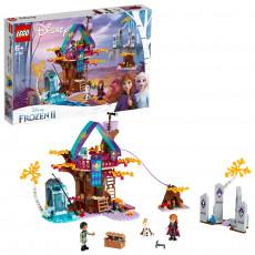 Lego LEGO Disney Frozen II 41164 - Casuța fermecată din copac