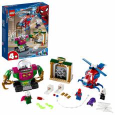 LEGO Super Heroes 76149 - Amenințarea lui Mysterio