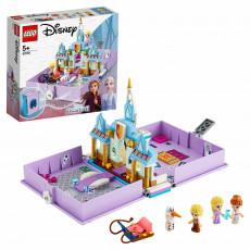 LEGO Disney Princess 43175 - Aventuri din cartea de povești cu Anna și Elsa