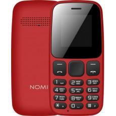 Telefon mobil Nomi i144C, Red