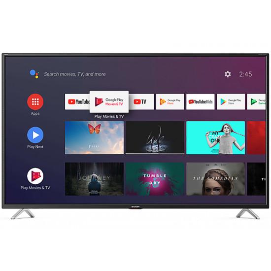 """Televizor LED 65 """" SHARP LC-65BL2EA, Black"""