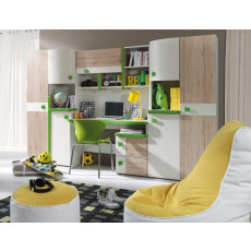 Set mobilă pentru copii Fadome Colorato
