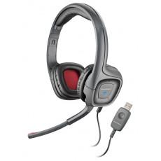 Căști Plantronics Audio 655, Black/Red