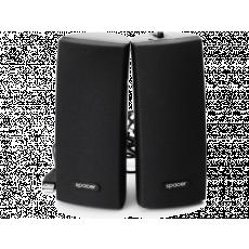 Boxe 2.0 Spacer SPB-A30, 6 W, Black