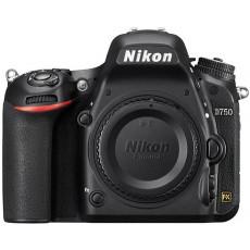 Aparat foto Nikon D750, Body