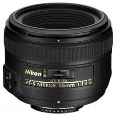 Obiectiv Nikkor AF-S 50mm f/1.4G