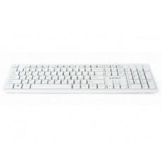 Tastatură Gembird KB-MCH-03-W-RU White, USB (GMB KB-MCH-03-W-RU)