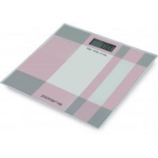 Cîntar de podea Polaris PWS1849DG, Grey/Pink