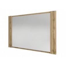 Oglinda de perete Sokme Франческа (137.4 cm), Дуб вотан /белый