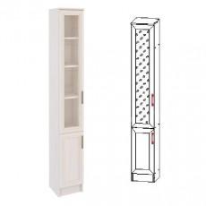 Шкаф-пенал Astrid Принцесса 20 3D 300