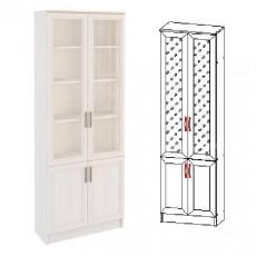 Шкаф Astrid Принцесса 22 3D 600