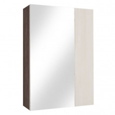Dulap combinat Astrid Briz 8 ЦРК. БРЗ.08 шкаф навесной (55 cm), Анкор тёмный / Анкор белый