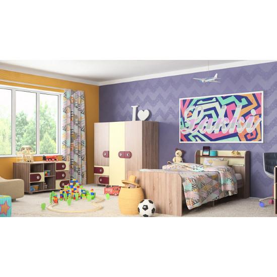 Set mobilă pentru copii KMK Lakki 0522