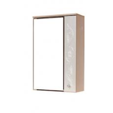 Dulap de perete KMK Comfort 0415.8 (55.5 cm) cu oglindă, Beige