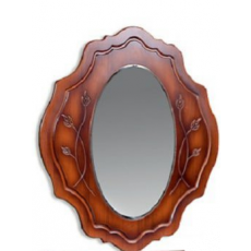 Oglinda de perete KMK Melani 2 0434.5-02 (97 cm), Дуб молочный